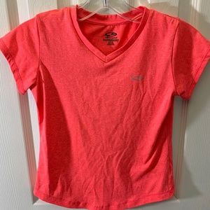 Girls Size 7-8 Champion Semi-Fitted Tee